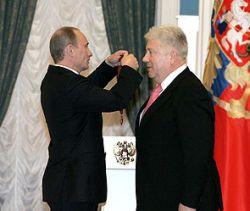 Владимир Винокур возглавил министерство хорошего настроения