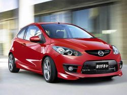 "Mazda готовит \""заряженные\"" версии Mazda6 и Mazda2"