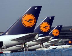 Lufthansa хочет купить сразу нескольких иностранных конкурентов
