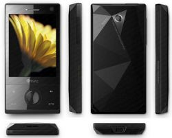 Коммуникатор HTC Touch Diamond: подробности и фото