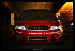 SEAT берет себе предыдущую Audi A4