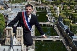 Миниатюрный Париж (фото)