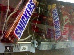 Компания Mars запустила Snickers Mobile в Польше
