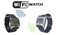 Уникальные Wi-Fi часы