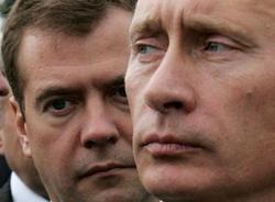 Кто будет править Россией после 7 мая - Медведев или Путин?