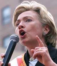 Хиллари Клинтон вновь грозит Ирану массированным ударом со стороны США