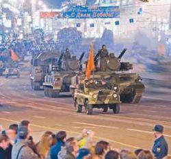 Что можно будет увидеть 9 Мая на Красной площади?