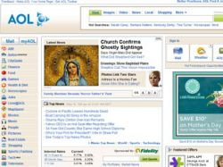 AOL начала переговоры о слиянии с Microsoft