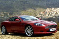 В июле на российский рынок приедет обновленный Aston Martin DB9