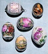 В Петербурге украли частную коллекцию императорских пасхальных яиц XIX века