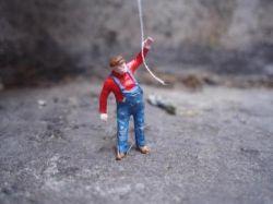 Большая жизнь маленьких людей от Slinkachu (фото)