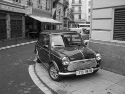 Mini Cooper признан лучшим автомобилем для кино