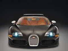 Bugatti делает ещё одну специальную серию своего суперкара