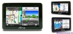 Altina A850 3D - GPS-навигатор с реалистичным 3D