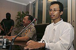 Арестован один из организаторов взрывов на Бали
