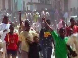 Голодный бунт в Сомали: в попытке сдержать волнения правительственные войска убили двоих