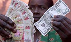 Жители Зимбабве стали мультимиллионерами