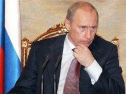 Последний рабочий день президента Владимира Путина