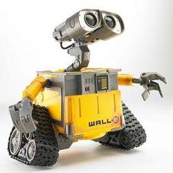 Танцующий MP3-робот WALL-E