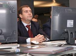 Блогеров проверили на готовность пиарить Дмитрия Медведева
