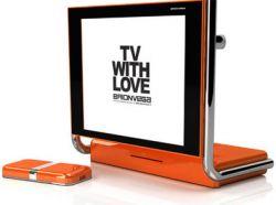 Концептуальный телевизор Brionvega Alpha появился в продаже