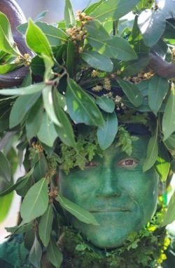 В Англии проходит традиционный фестиваль Jack In The Green (фото)