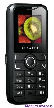 Alcatel OT-S211 – телефон из прошлого