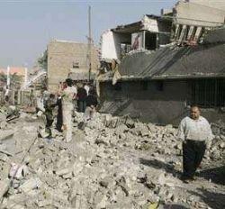 Багдад находится на пороге гуманитарной катастрофы