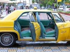 Правила общения с зарубежными таксистами