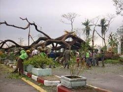 Итоги урагана в Мьянме: 22 тысячи погибших, 41 тысяча пропавших, 2 миллиона пострадавших и отмененный референдум