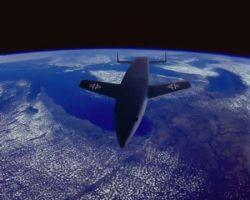 Космический бомбардировщик Зангера (фото)