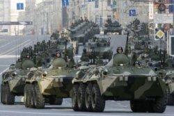 Демонстрация военной мощи России — это 25 непостроенных детсадов