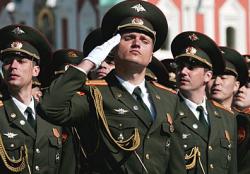 Парад Победы: Российские обычные вооружения можно не принимать в расчет