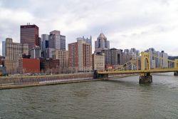 Город Питтсбург признан самым загазованным в США