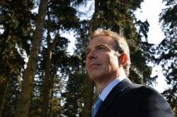 Николя Саркози не поддержит Тони Блэра на выборах главы ЕС