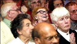 """Стареющий европейский электорат все сильнее кренится \""""вправо\"""""""