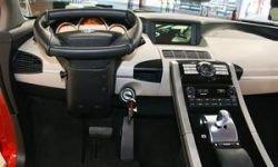 Nissan обкатывает руль-джойстик
