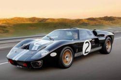 Shelby GT40 - для истинных гурманов