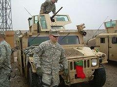"""Американские военные ищут замену \""""Хаммеру\"""""""