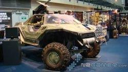Компания WETA Studios создала джип из игровой вселенной Halo (фото)