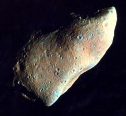 NASA высадит астронавтов на астероид