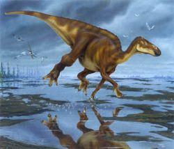 Динозавров сгубил мощный нефтяной взрыв