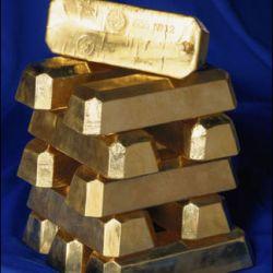 Цены на золото ждет падение - МВФ продает 403 тонны драгоценного металла