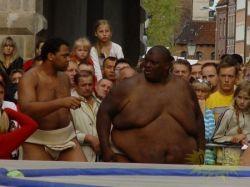Самый большой борец сумо в мире (фото)