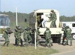 Россия готова увеличить контингент в Абхазии до предела