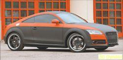 Уникальный дизайн-проект на базе купе Audi TT последнего поколения (фото)