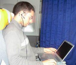Panasonic и Intelsat обеспечат авиапассажиров доступом в интернет
