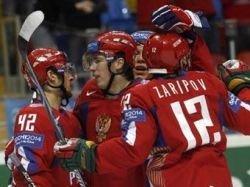 Сборная России узнала соперников по второму раунду чемпионата мира по хоккею