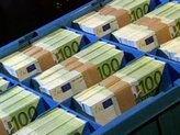 Евро упал до восьминедельного минимума