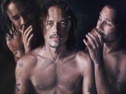 Портрет Хита Леджера получил престижную художественную премию
